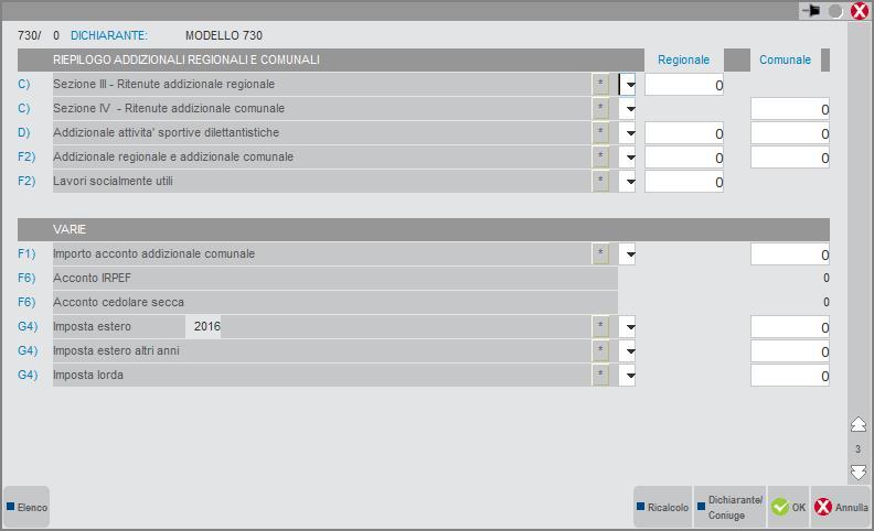 Modello 730 3 manuale prodotto for Spese arredo immobili ristrutturati